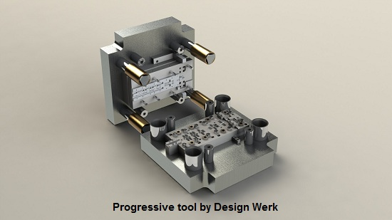 Progressive Tooling Design by Design Werk